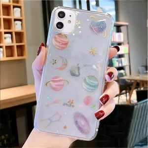 NEW iPhone 12/11/Pro/Max/XR Universe Clear